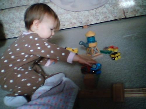 Julia Playing